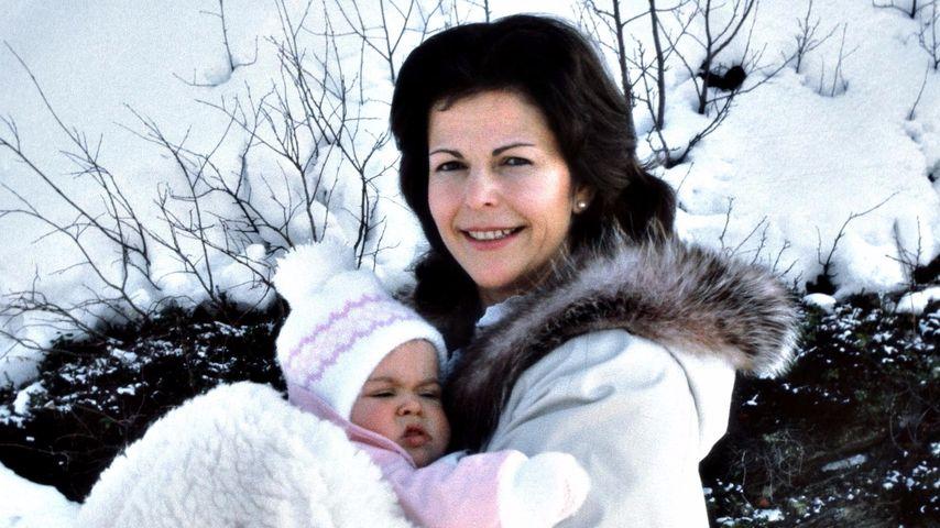 So süß war Prinzessin Madeleine von Schweden als Baby