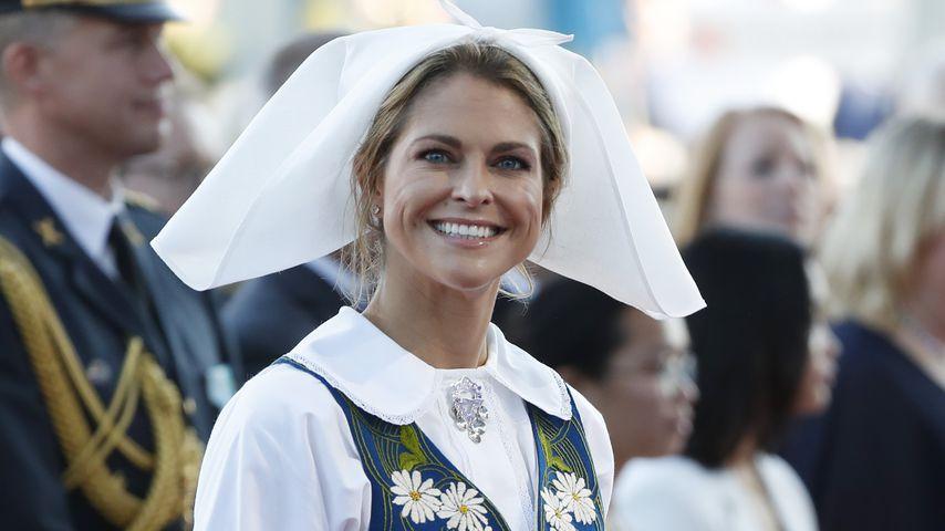 Prinzessin Madeleine am schwedischen Nationalfeiertag