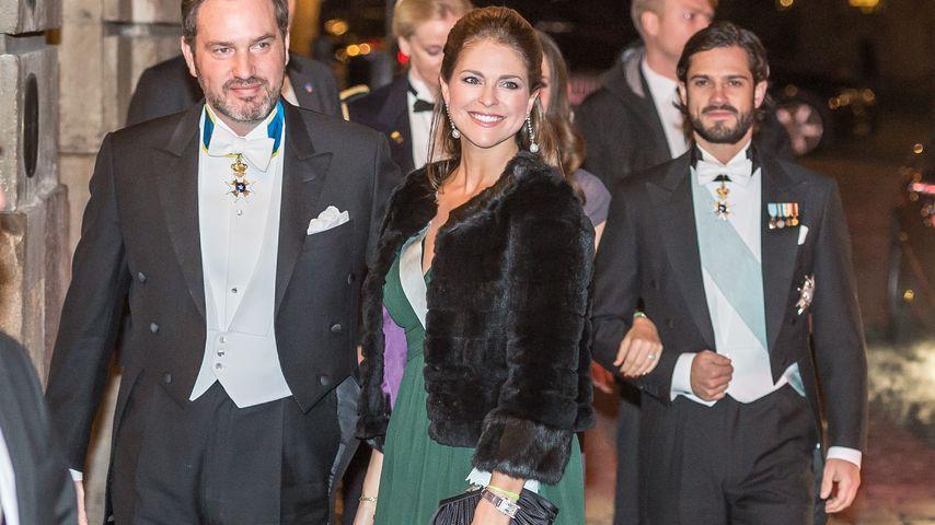 Prinzessin Madeleine: Strahlend schön schwanger