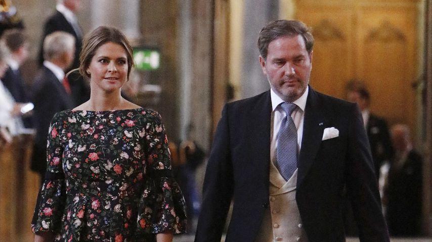1. Schwanger-Auftritt: Madeleine feiert ihr Babybauch-Debüt!