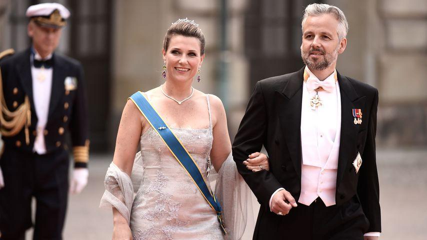 Prinzessin Märtha von Norwegen und Ehemann Ari Behn