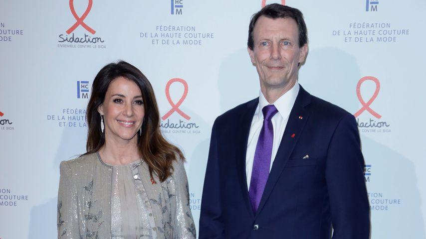 Prinzessin Marie und Prinz Joachim, 2020