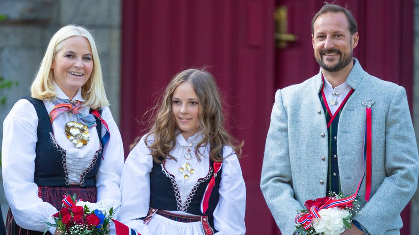 Kronprinz Haakon: Muss seine Tochter Ingrid zum Militär?
