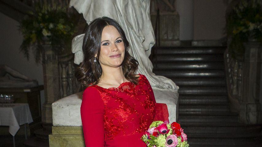 Prinzessin Sofia: Offizieller Auftritt mit rundem Baby-Bauch