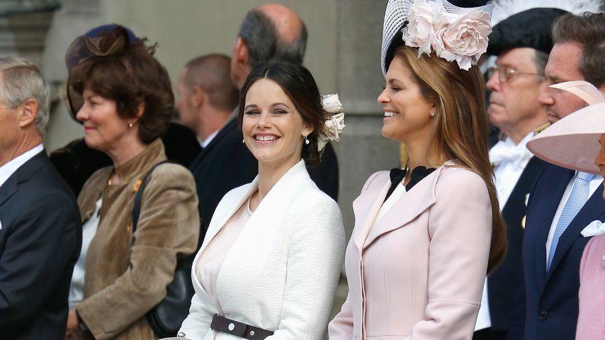 Carl Gustafs Geburtstag: Prinzessin Sofia ist doch da!