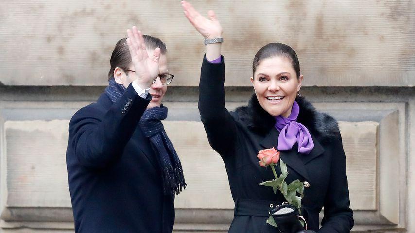 Prinzessin Victoria und Ehemann Daniel