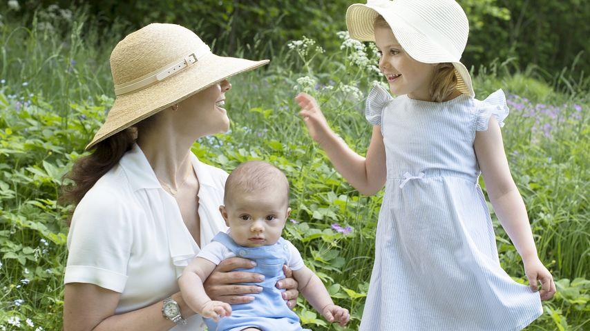 Familien-Debüt! Victoria im 1. Urlaub mit Oscar & Estelle