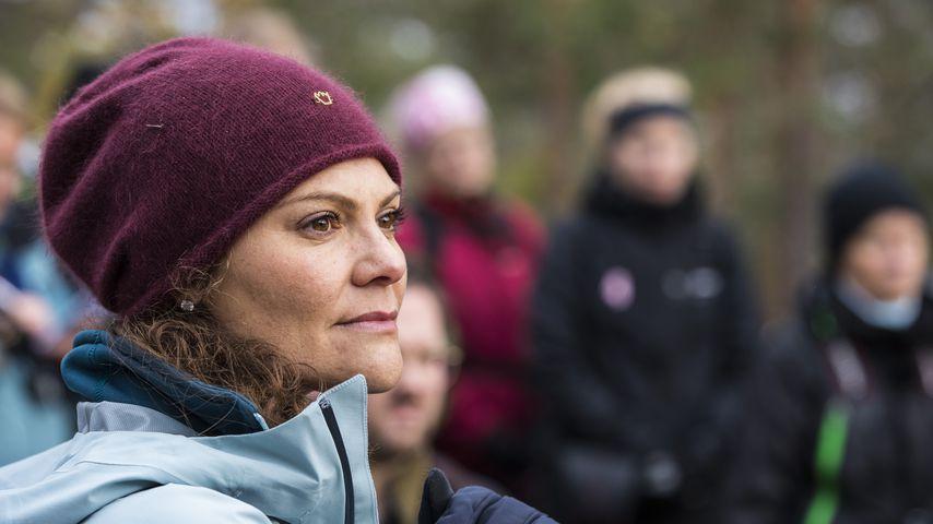Prinzessin Victoria von Schweden: Feuer auf Schloss Haga!