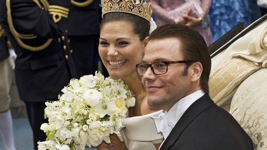5. Hochzeitstag: Prinzessin Victoria & Daniel im Liebesglück