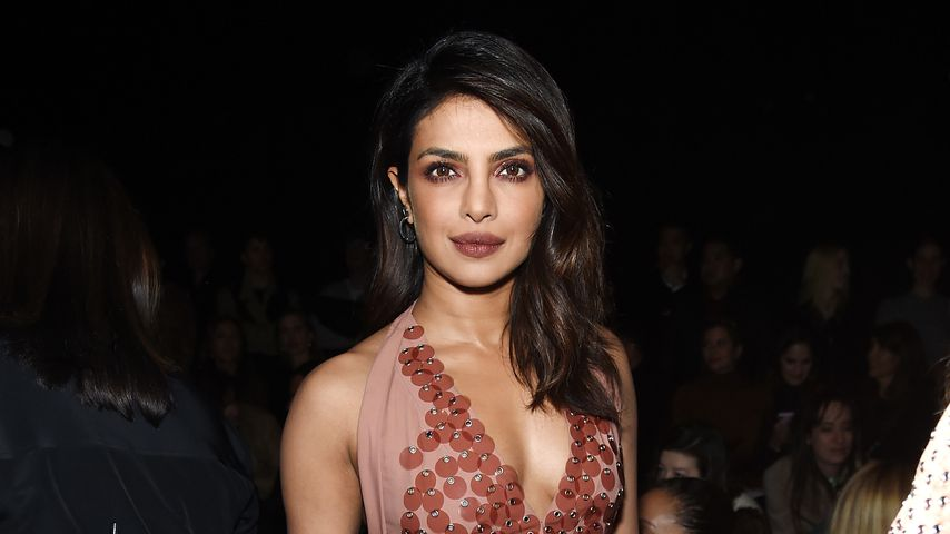 Priyanka Chopra bei einer Fashion-Show in NYC