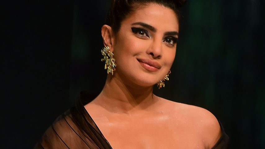 Priyanka Chopra bei der Blenders Pride Fashion Tour in Mumbai im Februar 2020