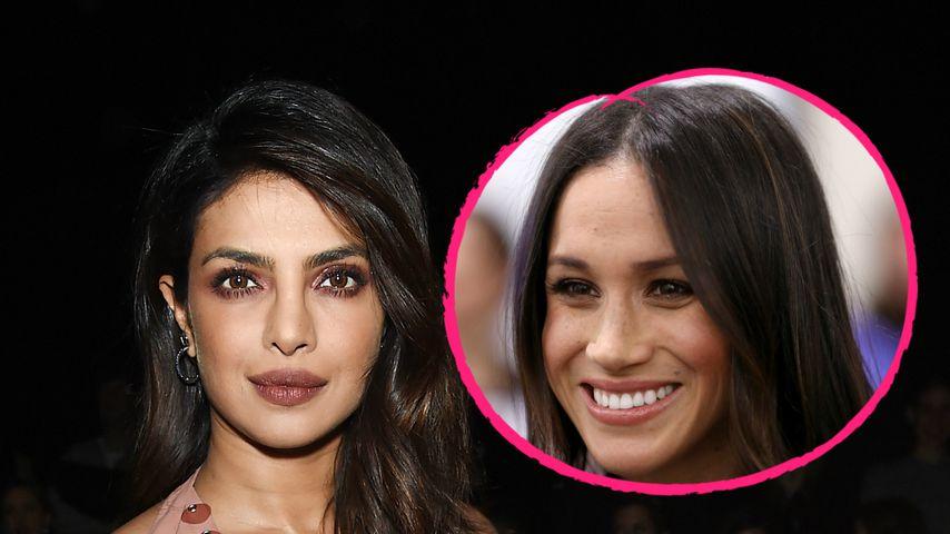 BFF Priyanka verrät: So schlägt sich Meghan als Neu-Royal