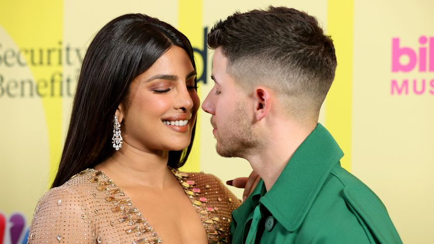 Priyanka Chopra und Nick Jonas, 2021