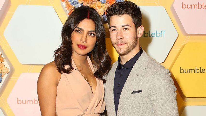 Nach Flitterwochen: Pria & Nick feiern schon wieder Hochzeit