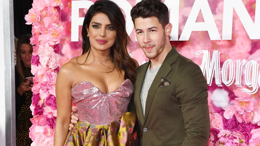 Priyanka und Nick Jonas in Los Angeles