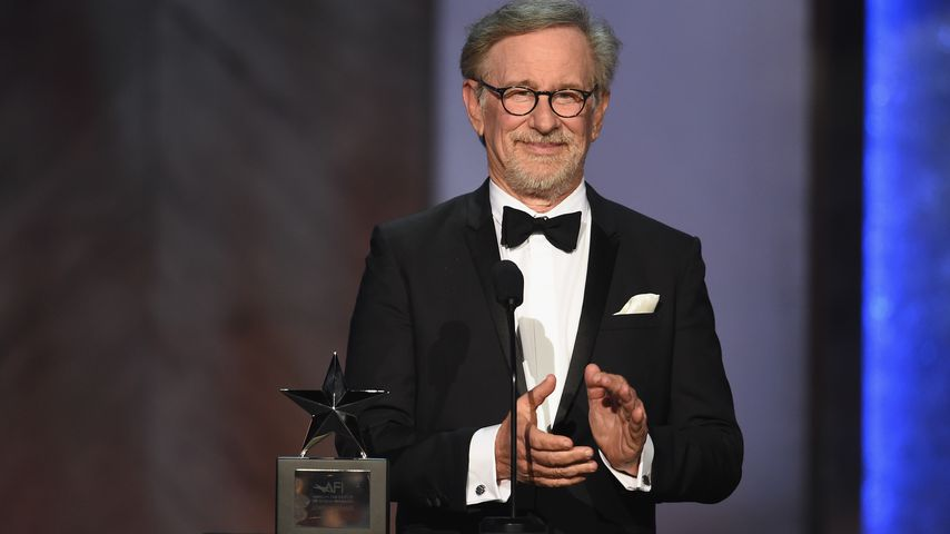Produzent Steven Spielberg