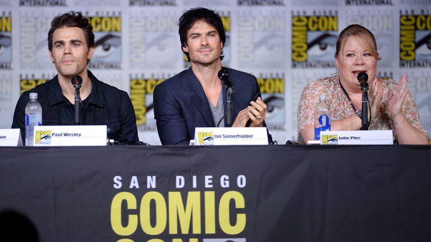 """Das Poster zur 7. Staffel: """"Vampire Diaries"""" ohne Elena"""