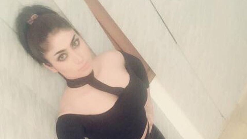 "Ehrenmord! Bruder gesteht Mord an ""Pakistans Kim Kardashian"""