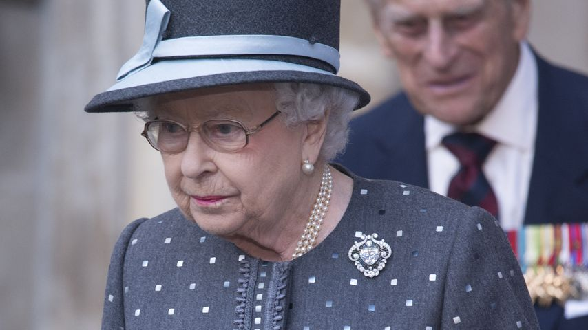 Traurige Queen Elizabeth II.: Ihr Hund Holly ist gestorben!