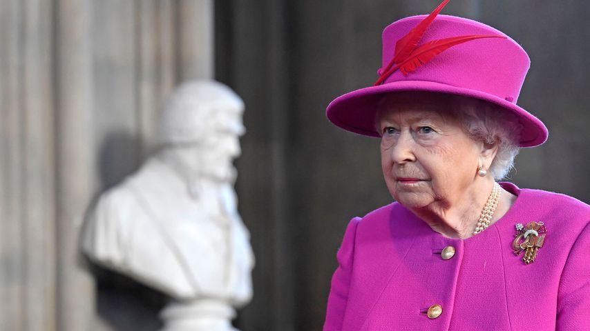 Queen Elizabeth II. in London, Dezember 2018