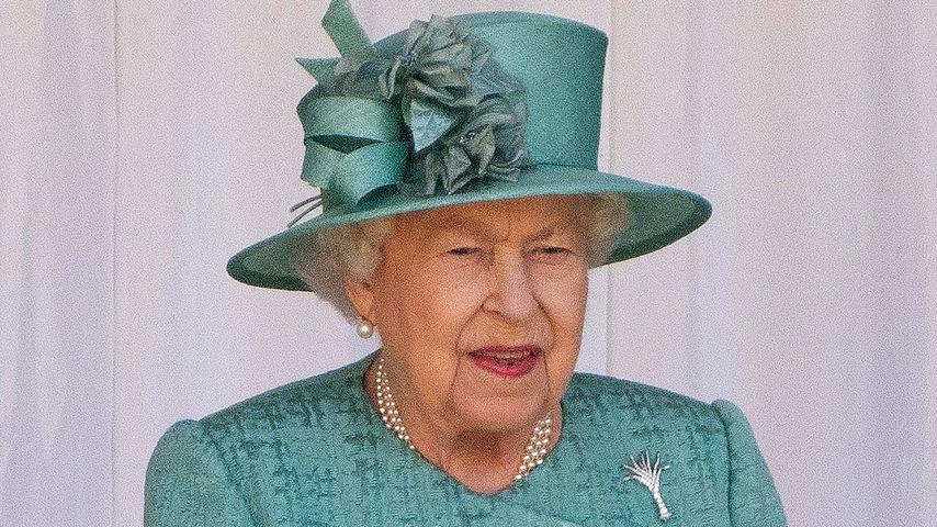 Queen Elizabeth II. an ihrem 94. Geburtstag