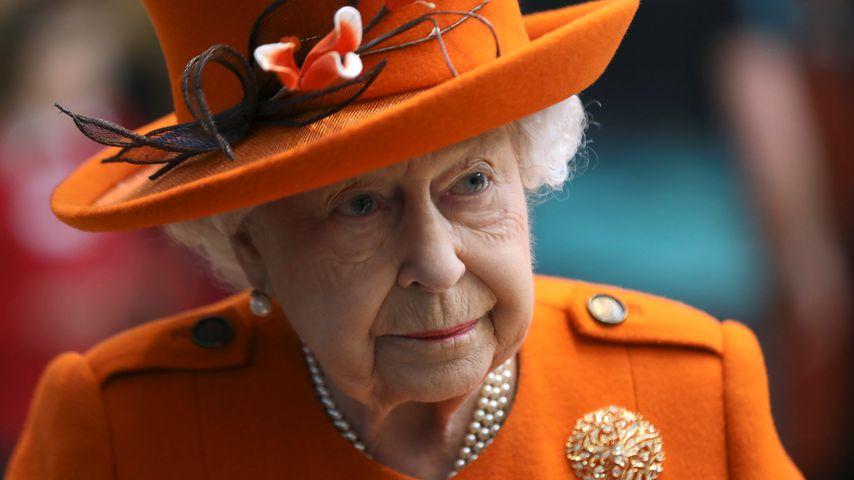 Queen Elizabeth II. im März 2019 in London