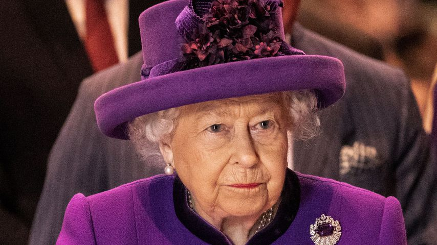 Queen Elizabeth II. 2019 in London