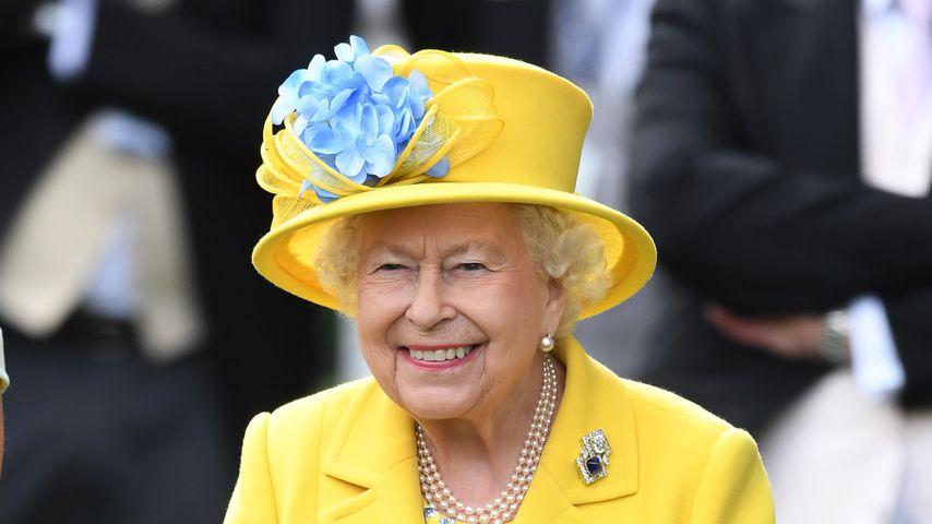 Queen Elizabeth II. im Juni 2018