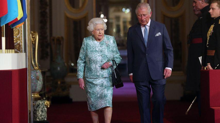 Wird Prinz Charles die Queen schon in zwei Jahren ersetzen?