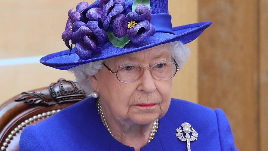 Image-Schaden für Monarchie? Queen ist sauer wegen Megxit