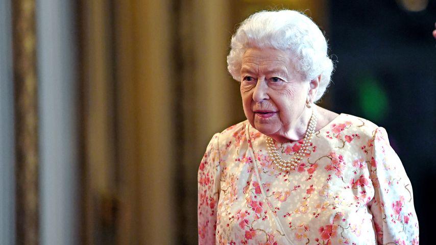 Queen Elizabeth II. im Juli 2019