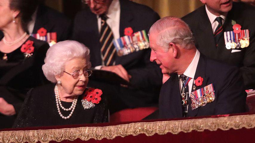 Übergibt die Queen in drei Jahren Charles die Regentschaft?