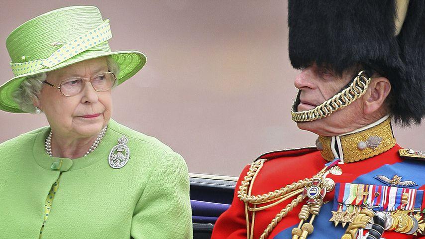 Offizielles Statement: Prinz Philip (96) geht es wieder gut!