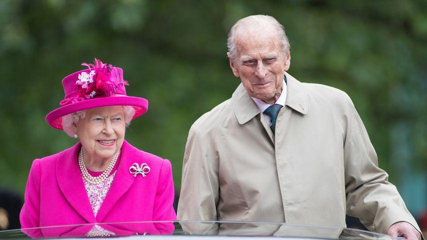 Cousine sicher: So geht es der Queen nach Prinz Philips Tod