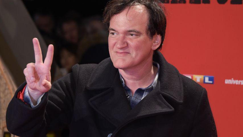 """Trubel um Quentin Tarantino: """"Meine Fans sind so süß!"""""""