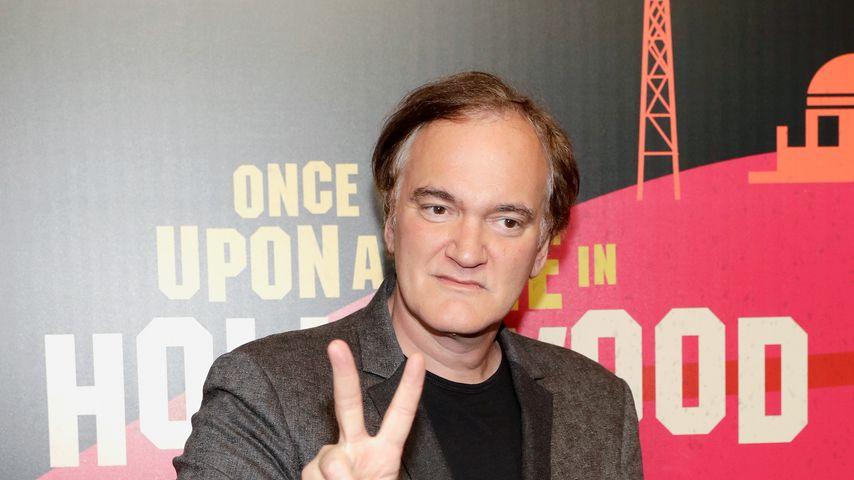Quentin Tarantino auf der CinemaCon 2018 in Las Vegas