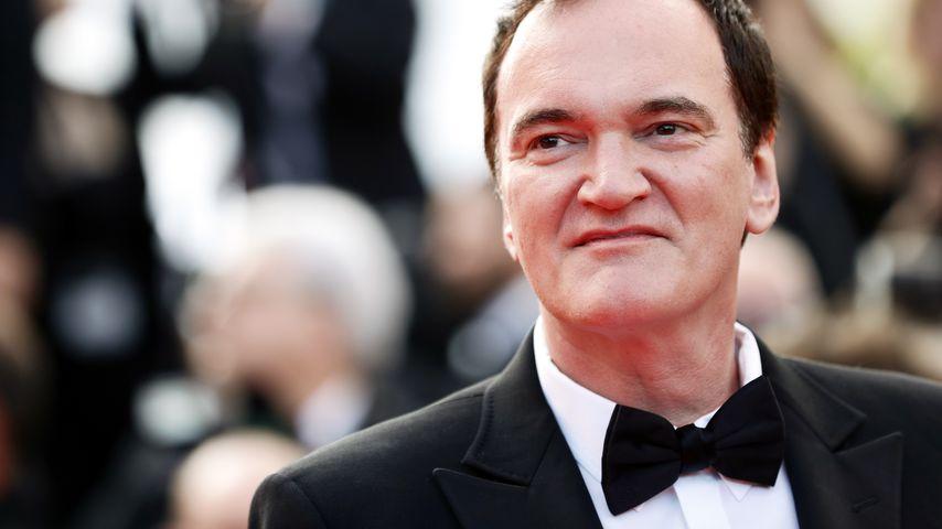 Quentin Tarantino erwartet zum ersten Mal Nachwuchs!