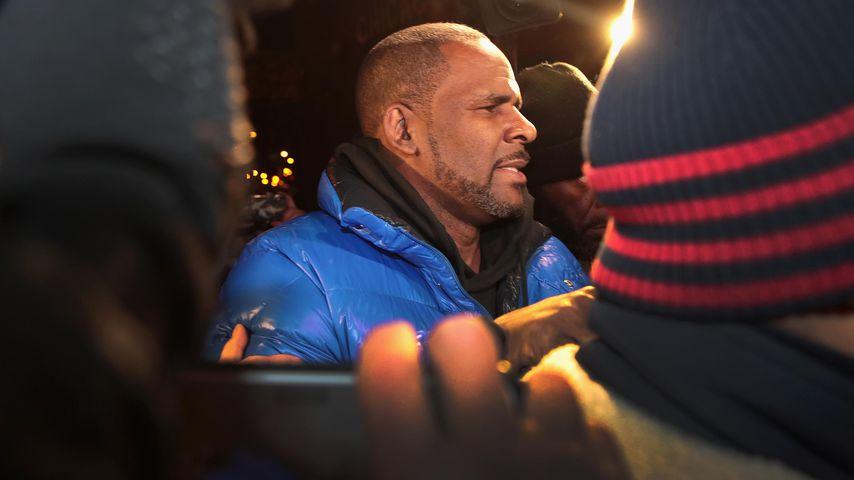 R. Kelly im Februar 2019