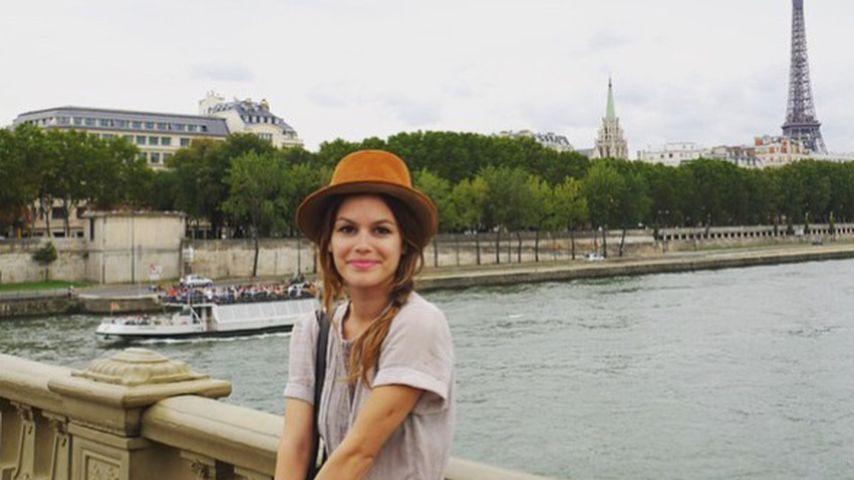 Pariser Style: Rachel Bilson tourt durch Frankreich