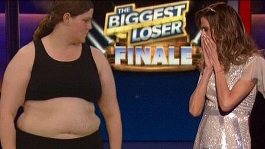"""70 Kg weniger: Ist """"Biggest Loser""""-Rachel zu dünn?"""