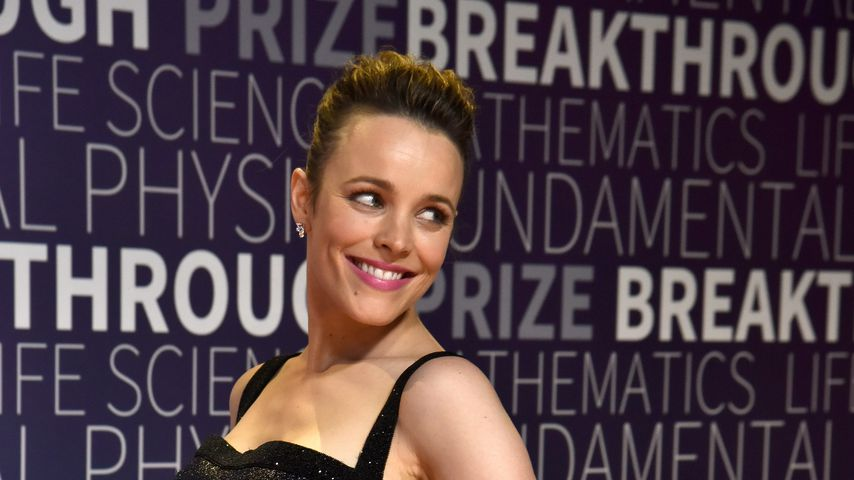 Rachel McAdams beim 2019 Breakthrough Prize im Nasa Ames Research Center