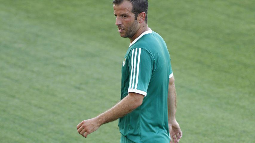 Nach Sabias Fehlgeburt: Rafael spielte schon wieder Fußball!