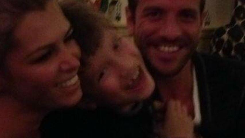 Rafael, Sabia & Damian lachen Trauer einfach weg