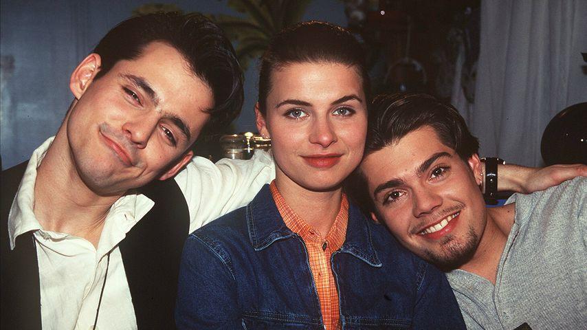 Ralf Benson, Anne Brendler und Daniel Fehlow, 1996