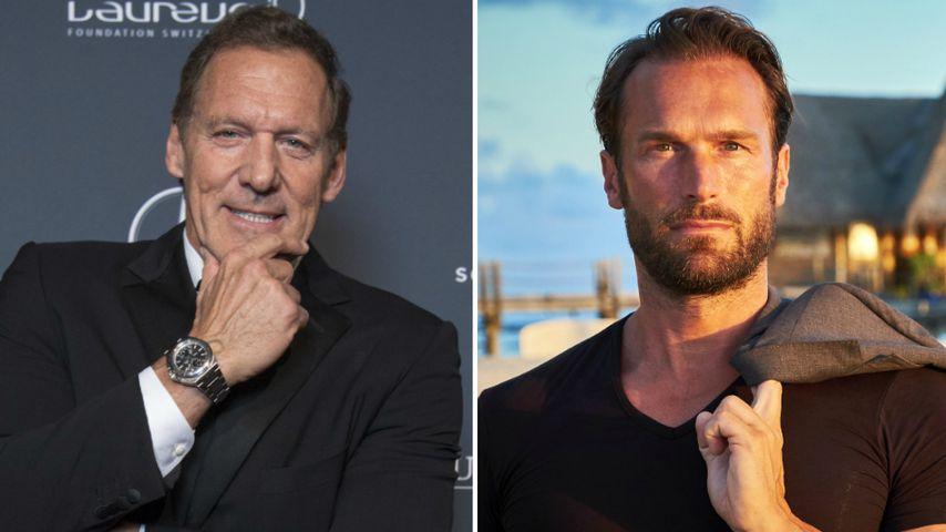 Beide in L.A.: Das denkt Ralf Möller über AsE-Bastian Yotta!