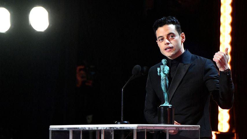 Vorbote für Oscars? Rami Malek sahnt bei SAG Awards ab!