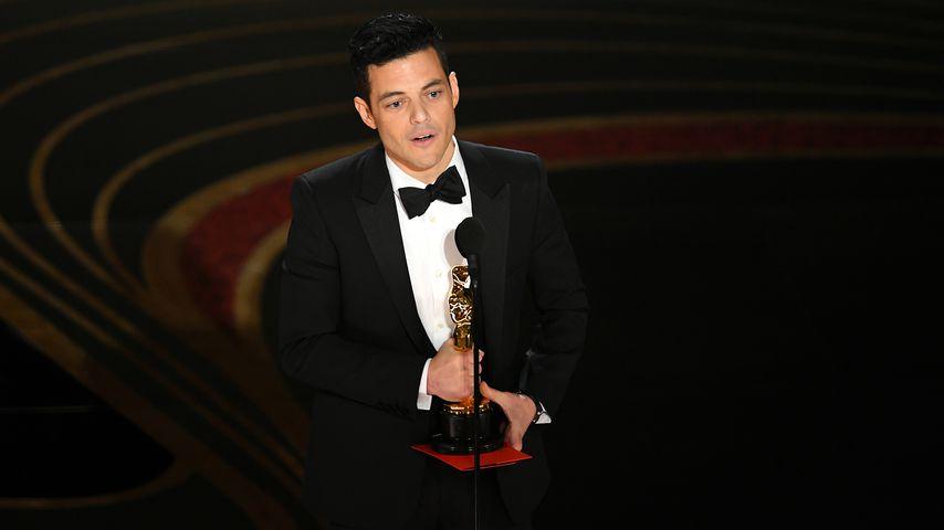 Bester Hauptdarsteller: Rami Malek gewinnt seinen 1. Oscar!