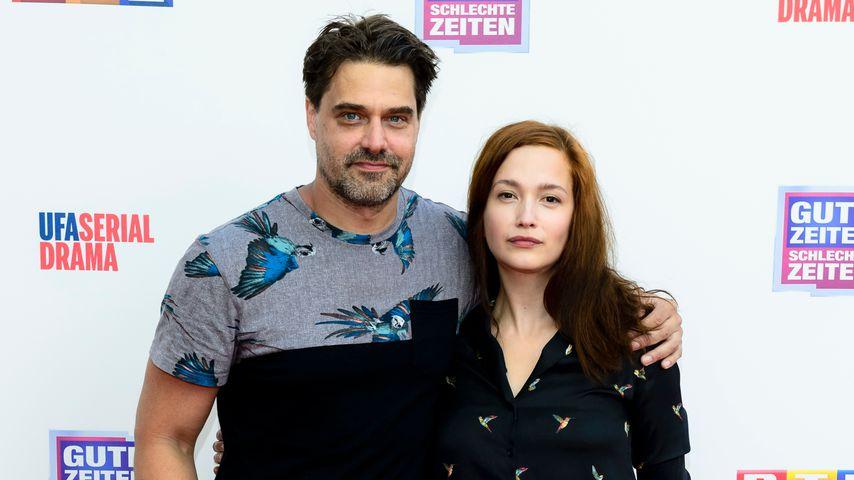 Raphael Vogt und Uta Kargel in Berlin, Mai 2017