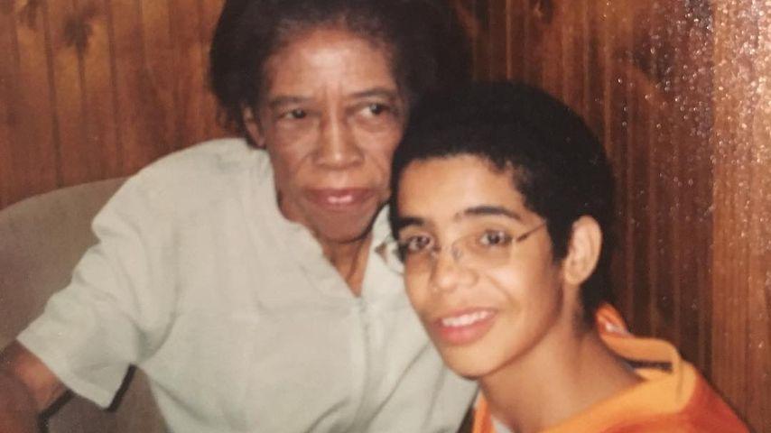 Rapper Drake und seine Oma