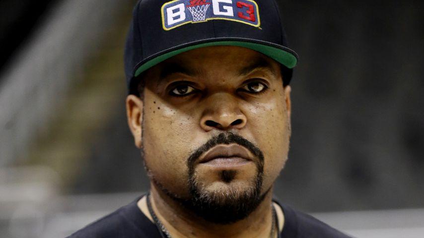 Ice Cube, Rapper und Schauspieler